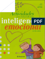 271533917 Actividades Para El Desarrollo de La Inteligencia Emocional en Ninos