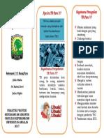 Leaflet Depan Paru