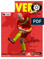 The Rover Part 2 - 2016/17 Melchester Rovers Season