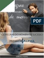 100 regras do Homem de Sucesso.pdf