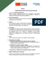 Guía de Protocolo de Investigación Geresa-ll