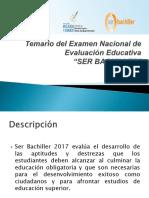 1Temario Del Examen Nacional De