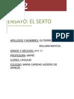109098123-Ensayo-El-Sexto.docx