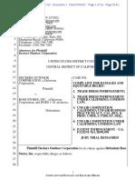 Deckers v. Ross - Complaint (2:17-cv-04916)