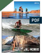 2013 Hobie SUP Catalog Online