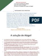Abigail Apresentaçao