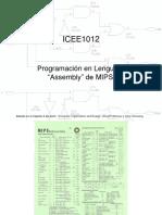 Programacion Lenguaje Assembly MIPS