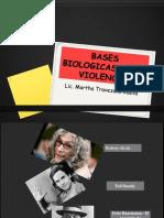 BASES BIOLOGICAS DE LA VIOLENCIA.ppt