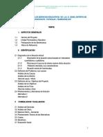 mejoramiento de Los Servicios Educativos de La i. e. 30949
