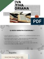 La Nueva Narrativa Ecuatoriana