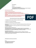 Definicion Tablas de Retención Documental