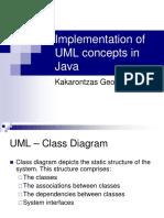 04 Implementation UML JAVA