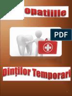 Pulpopatii DT-1 2017