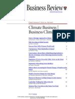 Hbr Climate Bussinespdf