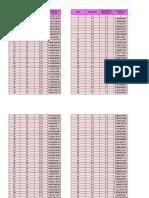 Ocaña Nicolas Liz -Ejercicios en Excel