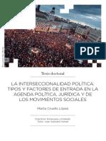La Interseccionalidad Política