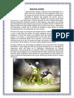 Que Es El Futbol