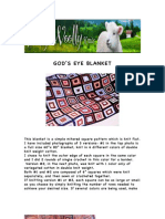 GOD'S EYE BLANKET