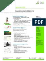 Planify - Schulung AutoCAD Civil 3D