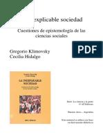 EPIS Klimovsky-Hidalgo Unidad 1 Unlocked