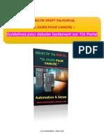 Objectif Step7 Tia Portal 30 Jours Pour Vaincre Chap1