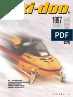 Arctic Cat Snowmobile Service Repair Manual 1999-2000