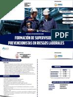 Formación de Supervisores y Prevencionistas de Riesgos Laborales - Uni