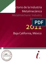 Metalmechanic Industry Directory 2011