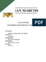 Informe Unico de Antenas