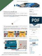Arduino e Cia_ Controle de Luz Utilizando LDR
