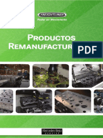 Catalogo Productos Remanufacturados