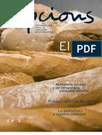 Opcions 11. Marzo - Mayo 2004. Castellano.