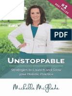 Unstoppable by Michelle McGlade