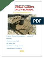 Informe Topografico Viaje a Ica El Ingenio