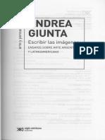 Giunta, A. (2000). Huellas, Surcos y Figuras de Barro. Las Siluetas de Ana Mendieta