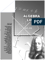 Algebra Linear- Livro UEM