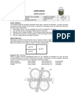 Examen de dibujo técnico 2016 II - N° 01 Parcial