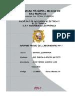 Previo1 Lab. Microelectronica