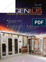 "Revista de Ingenieria ""Ingenius"""