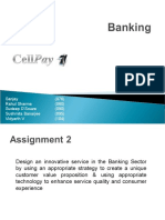 CellPay - BluePrinting an Innovative Service