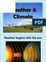 weather and climate