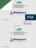 Portafolios Banesco (en Construcción)
