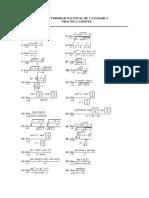 Práctica Matematica Integral Limites Unc 2017