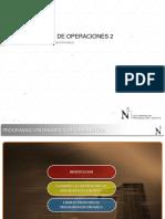 04a - Programacion Dinamica Deterministica