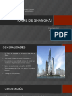 Ricardo Proaño Torre de Shanghai