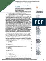 Correlations for Conversion Between True and Reid Vapor Pressures (TVP and RVP)