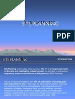 258687267 Site Planning