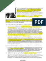 Peter Drucker - Teoría de Las Organizaciones