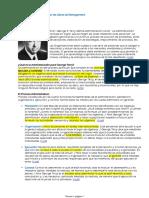 George R. Terry - Teoría de Las Organicaciones