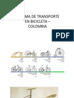 Sistema de Transporte en Bicicleta